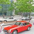 Autostadt: Großes Oldtimer-Treffen mit 50 historischen Fahrzeugen