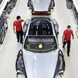 Probleme mit dem Antrieb: Porsche ruft 43.000 E-Sportwagen zurück