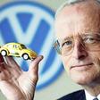"""""""Mut und Weitblick"""": Volkswagen gratuliert ehemaligem Chef Carl H. Hahn"""