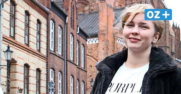 Boltenhagen: Schauspielerin Sidsel Hindhede im Soko Wismar-Fantalk