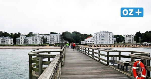 Parken, Kurtaxe, Strandkorb: Alle Infos für einen Aufenthalt in Heiligendamm