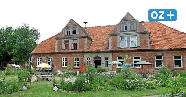 Rettung für Gutshaus in Martenshagen bei Barth