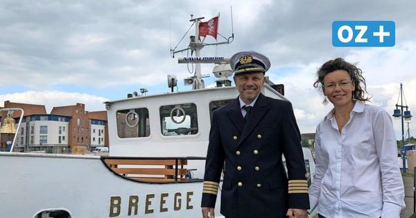 """Greifswald: Seeluft schnuppern bei Hafenrundfahrt mit der """"Breege"""""""