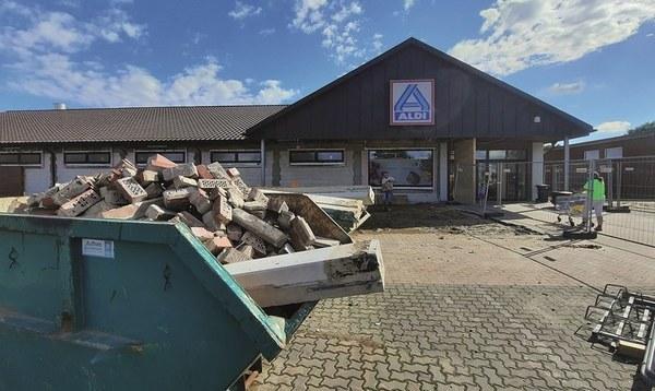 Aldi in Rethem schließt für rund drei Monate - Heidekreis - Walsroder Zeitung