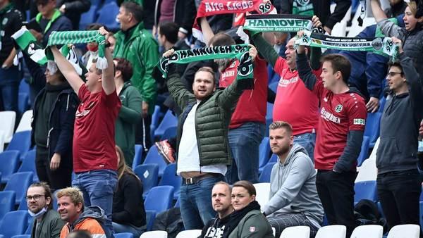 Grünes Licht für Rückkehr der Fans: 96 plant mit 24.500 Zuschauern