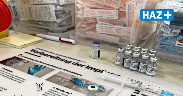 Impfzentrum Hannover: Biontech reicht noch nicht für alle Zweitimpfungen