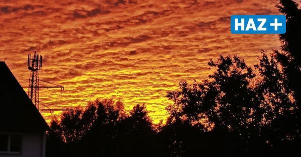 Atemberaubender Sonnenuntergang über Hannover: Die schönsten Leserfotos