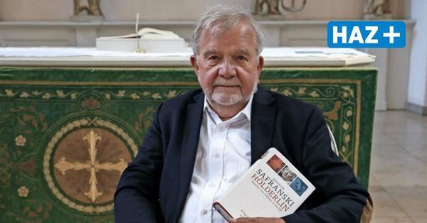 Rüdiger Safranski liest in Neustädter Kirche aus Hölderlin-Buch