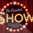 The Greatest Show Template & Elements Set