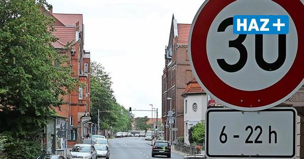 Stadt Hannover will auf vielen Hauptstraßen Tempo 30 durchsetzen