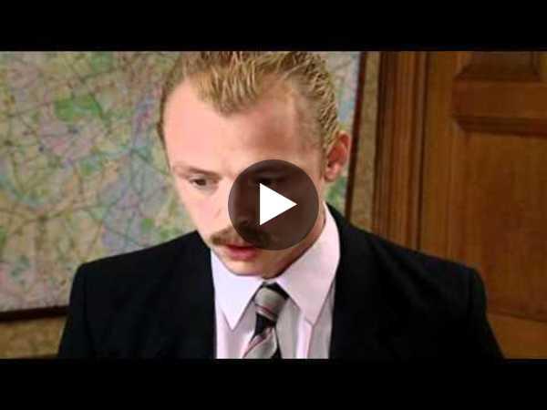 Big Train: Simon Pegg & Amelia Bullmore sketch (BBC Comedy)