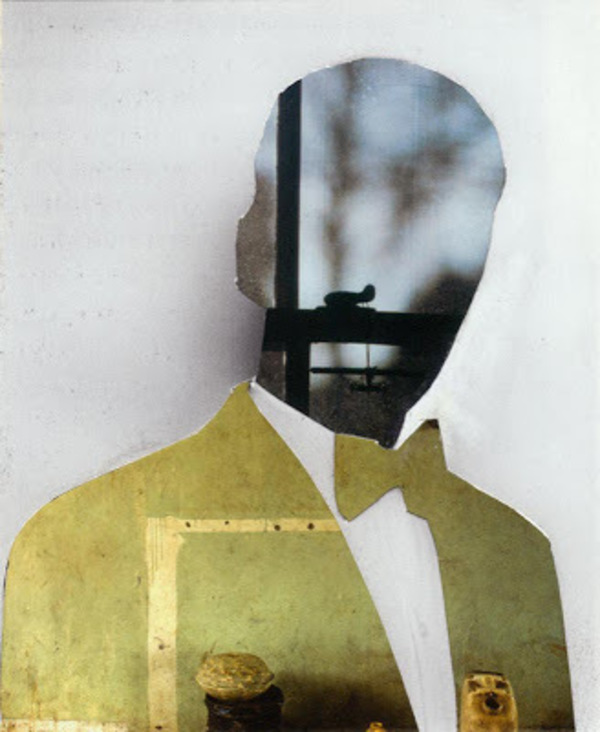 Melinda Gibson, Photomontage XIX, (taken from pages 128, 179,192), (2009-2010)