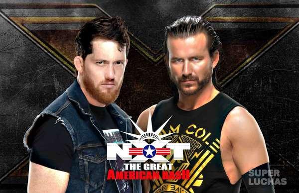 WWE NXT 6 de julio 2021 | Resultados en vivo | THE GREAT AMERICAN BASH