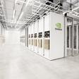 Nvidia launches $100M supercomputer