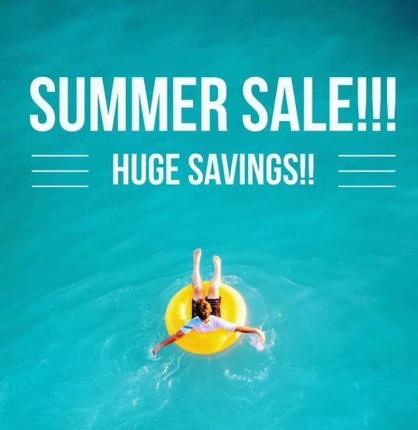 Ophelia Home Big Summer Sale   Wednesday-Saturday 11-4pm