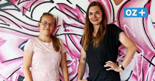 Jugendclub Bad Doberan: Sozialarbeiterinnen sind in der Stadt unterwegs