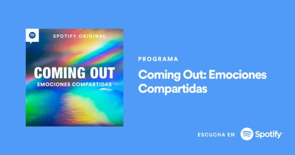 Coming Out: Emociones Compartidas