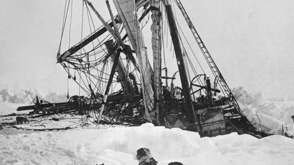 Ernest Shackletons gesunkenes Polarschiff: Suchaktion im ewigen Eis