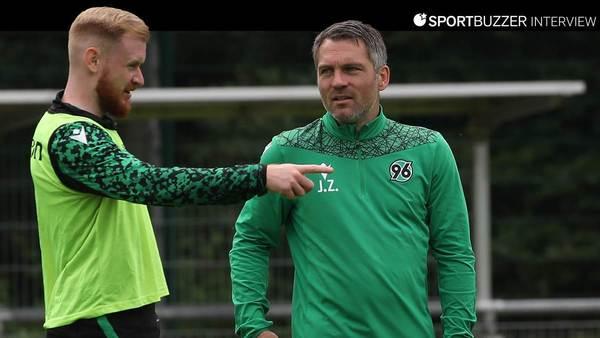 "Sebastian Kerk über den Wechsel zu 96: ""Haben beide sofort gemerkt, dass es passt"" - Sportbuzzer.de"