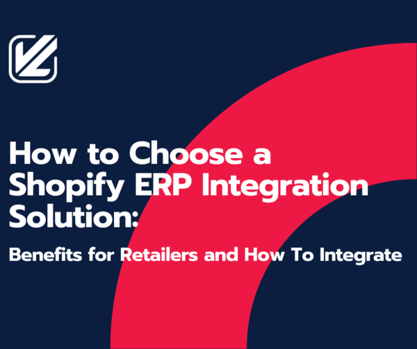 Scale your business with Shopify ERP Integration
