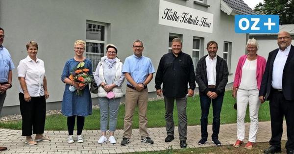 Das alles bietet das Käthe-Kollwitz-Haus in Grimmen nach der Sanierung