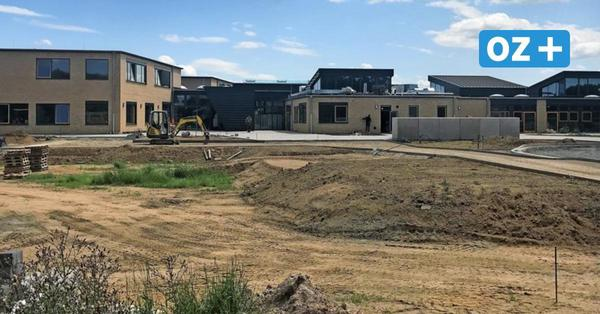 Neuer Schulkomplex in Miltzow: Was fehlt beim Endspurt noch?