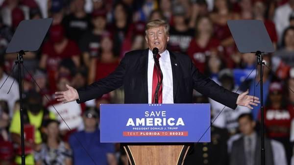 Donald Trump plant Klage gegen Twitter, Facebook und Google