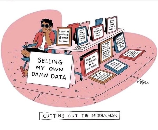 😂 Cutting out the middleman 