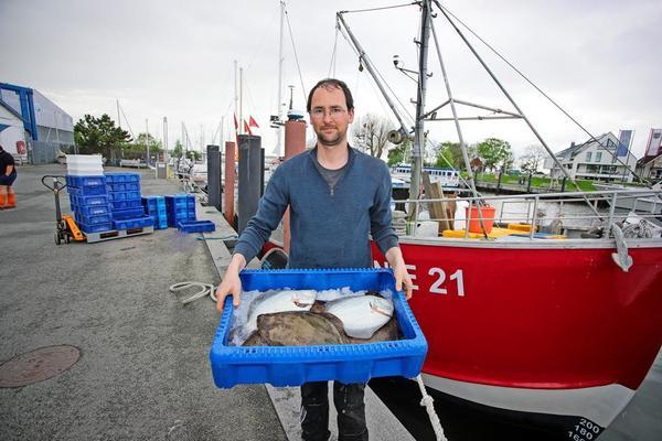 Niendorf: So will ein junger Fischer sein Handwerk retten
