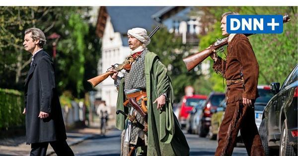 Wegen Karl-May-Wochenende in Radebeul: Verkehrseinschränkungen im Zentrum