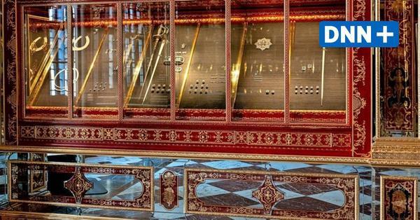 Grünes Gewölbe in Dresden: Weitere Tatverdächtige für Juwelendiebstahl identifiziert