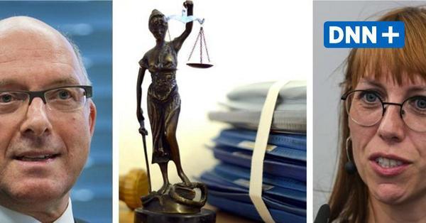 Sachsen: Ministerin und Generalstaatsanwalt streiten über harte Linie