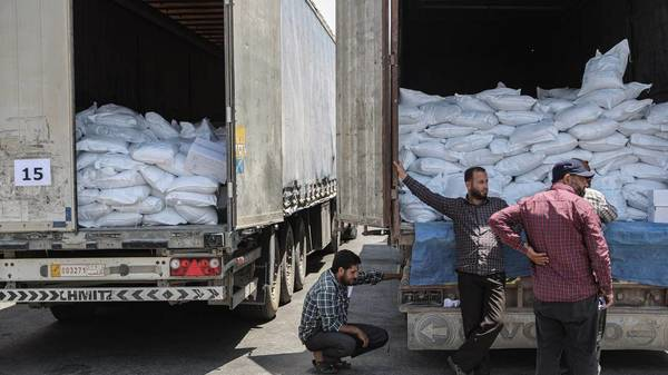 Drohendes Ende der UN-Hilfe für Syrer: EU-Kommissar warnt vor Katastrophe