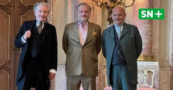 Film Über Politikgeschichte: Schloss Bückeburg ist erneut Kulisse