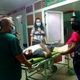 Accidente múltiple en Cienfuegos deja un saldo de 25 lesionados y un fallecido
