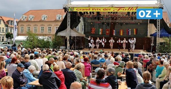 Ribnitz: Warum das Folklore-Tanzfest 2021 umziehen muss