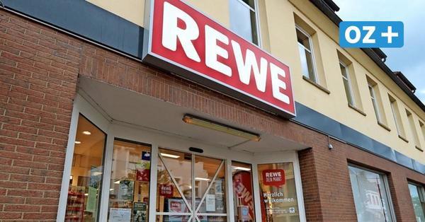 Rewe in Ribnitz geschlossen: Was im Markt jetzt umgebaut wird