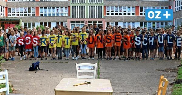 Protest vor Freier Schule in Prerow: Neuer Träger in den Startlöchern?