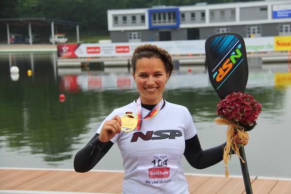 """Noelani Sach gewann Gold bei den """"Finals"""" 2021. Quelle: Sach/hfr"""