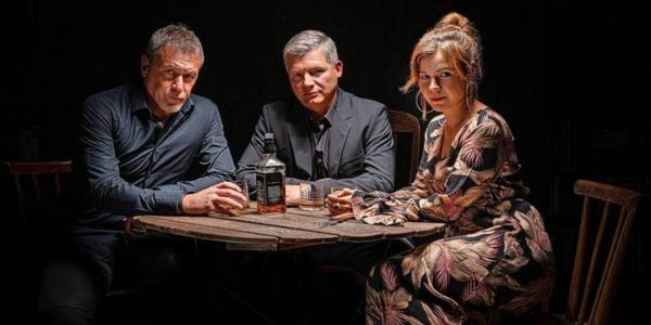 Arno Strobel, Andreas Winkelmann und Romy Hausmann (v.l.). (Foto: Middendorf Movies)