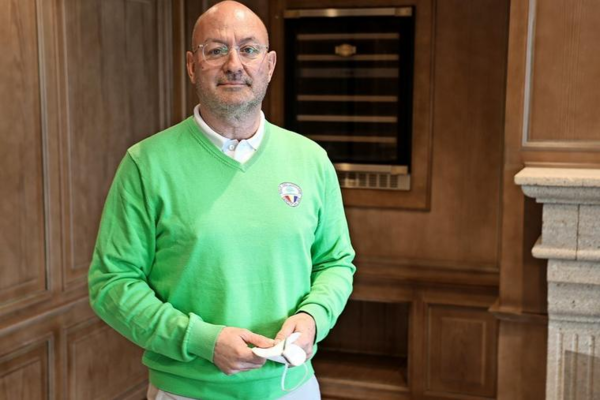 Hoteldirektor Bernd Eulitz. (Foto: Markus Kniebeler)