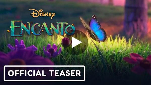 Disney's Encanto: Official First Look Trailer (2021)