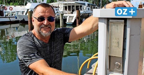 Neuer Stagnießer Hafenmeister: Das sind seine Wünsche und Pläne für die Zukunft