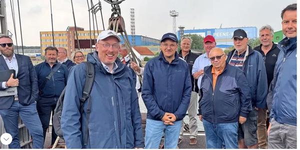 Usedom: Unternehmer fordern Verkehrskonzept für Anbindung des Swinetunnels