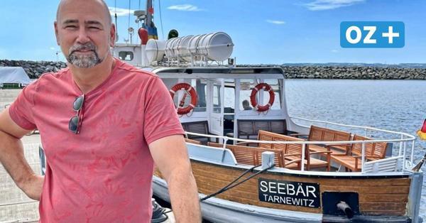 Nach Havarie der MS Seebär in Boltenhagen: So viel Pech hatte der Kapitän