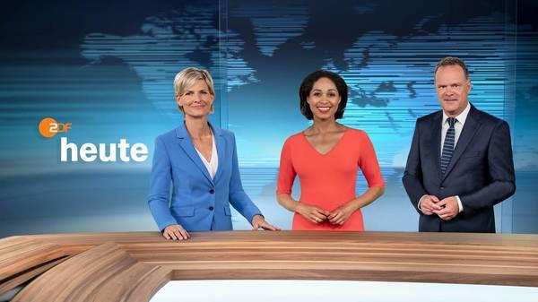 """Mit Digitaluhr: Neues Design für """"heute"""" und andere ZDF-Nachrichten"""