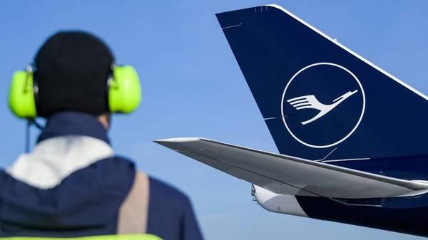 Lage bei Lufthansa weiter angespannt, Gewerkschaft Verdi gibt sich trotzdem optimistisch