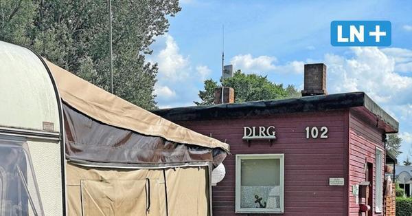 DLRG-Campingplatz auf dem Priwall verkauft? Eigentümer dementiert
