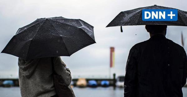 Dauerregen lässt Pegelstände in Sachsen steigen – Warnung vor Fünf-B-Wetterlage