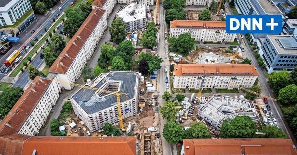 Hier entstehen 132 neue Wohnungen in Dresden